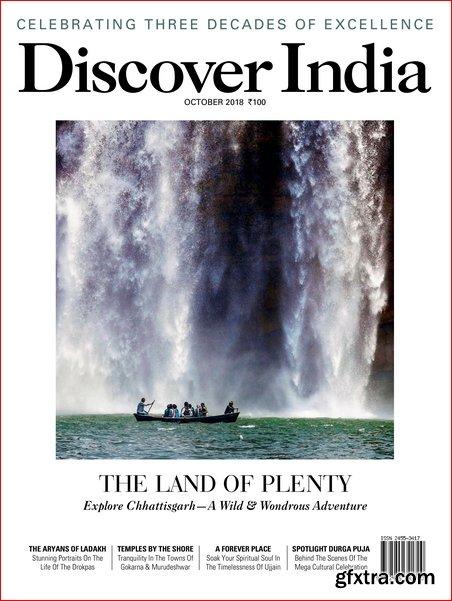 Discover India - November 2018