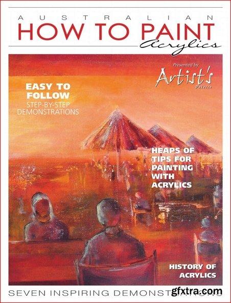 Australian How To Paint - October 2018