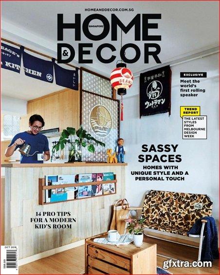 Home & Decor Singapore - October 2018