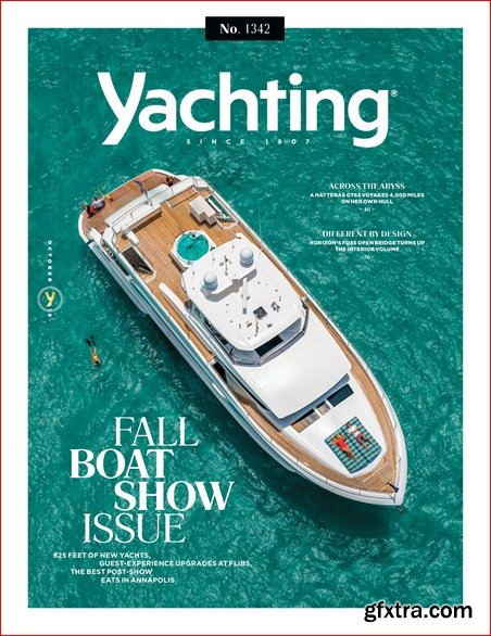 Yachting USA - October 2018