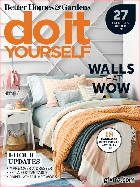 Do It Yourself - October 2018