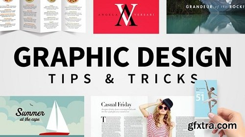 Lynda - Graphic Design Tips & Tricks Weekly [Updated 10/19/2018]
