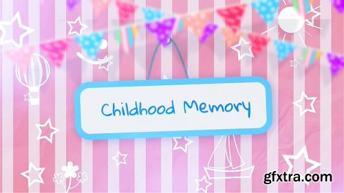 Videohive Childhood Memory 22712824