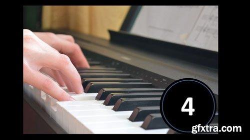 Piano Technique Exercises Vol.4