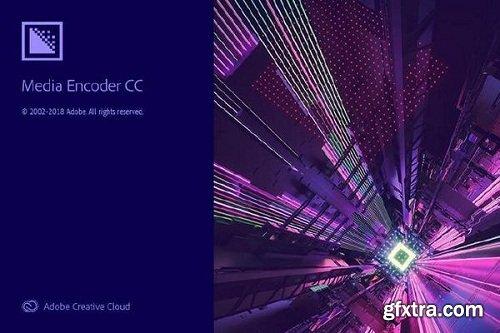Adobe Media Encoder CC 2019 v13.0.0 Multilingual