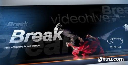 Videohive V Panel 8078733