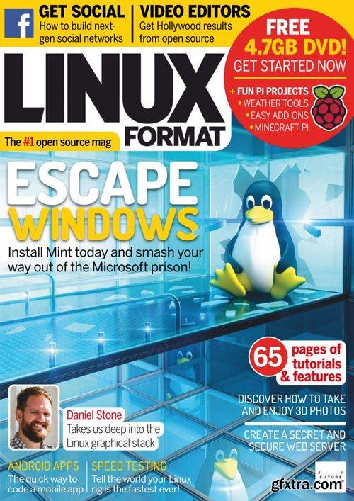 Linux Format UK - November 2018