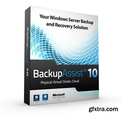 BackupAssist Desktop 10.4.2