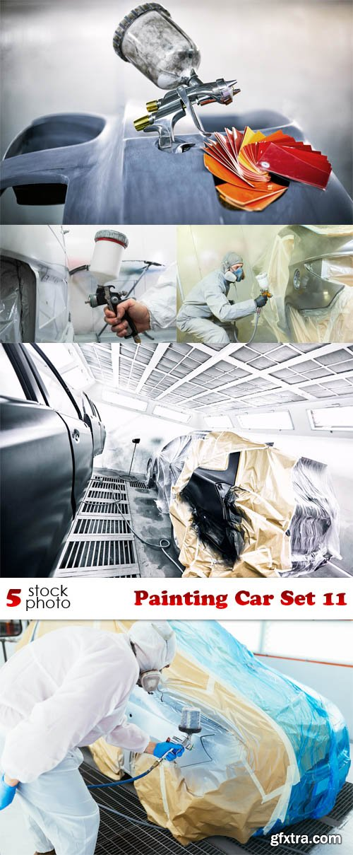Photos - Painting Car Set 11