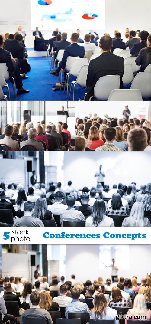 Photos - Conferences Concepts
