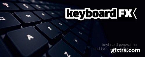 keyboardFX v1.0 for After Effects
