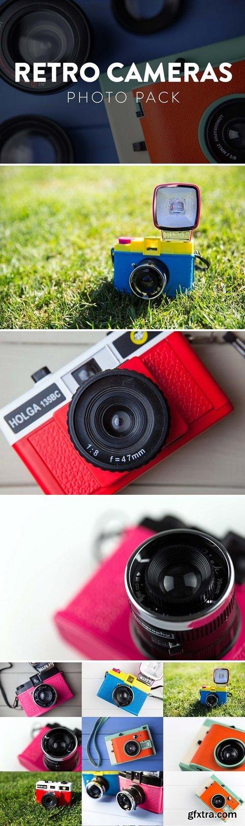 CM - Retro Cameras Photo Pack 563715