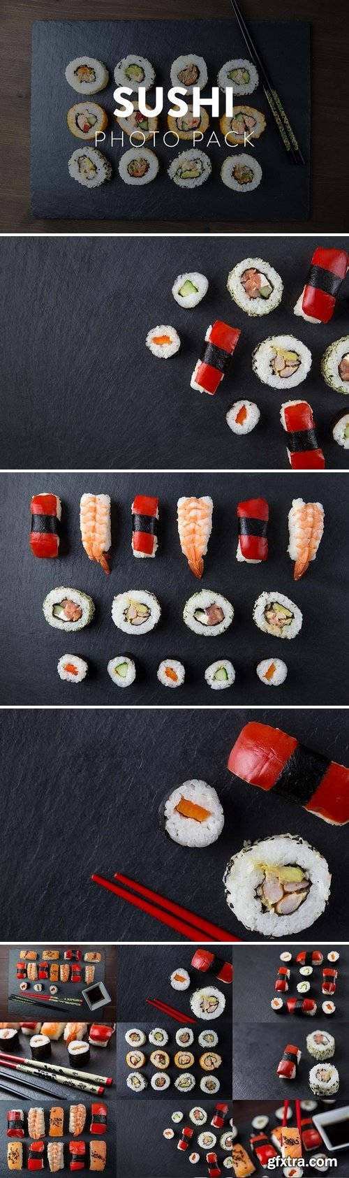 CM - Sushi Photo Pack 556823
