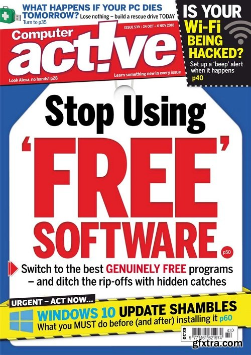 Computeractive - Issue 539 (24 October - 6 November) 2018
