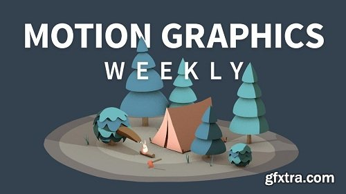 Lynda - Motion Graphics Weekly (Updated 10.26.2018)