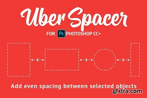 UberSpacer v1.0 Plugin for Photoshop WIN