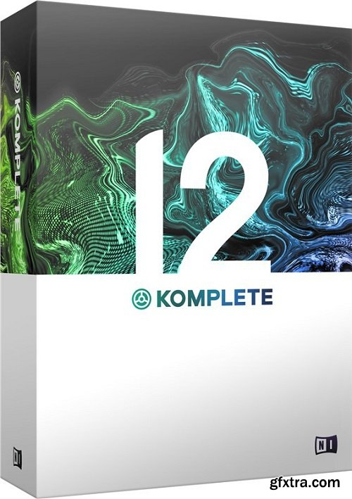 Native Instruments KOMPLETE 12 Instruments and Effects v21.04.2019 MacOSX-AwZ