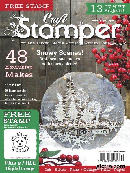 Craft Stamper - December 2018