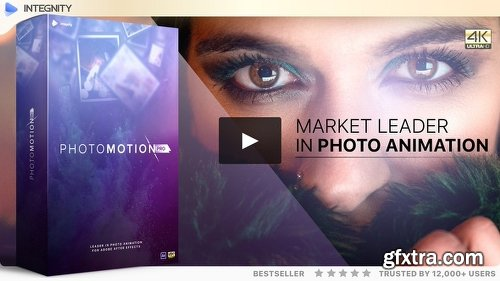 Videohive Photo Motion Pro - Professional 3D Photo Animator 13922688 (With 9 August 18 Update)