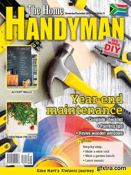 The Home Handyman - November/December 2018