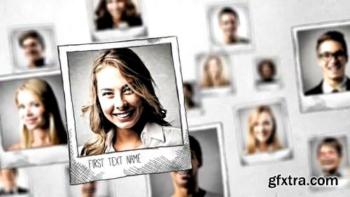 Videohive Sketch Photo Gallery 5828864