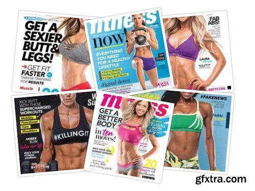 Fitness South Africa - 2018 Full Year Issues Collection