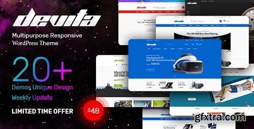 ThemeForest - Devita v1.0 - Multipurpose Responsive Magento Theme - 22781689