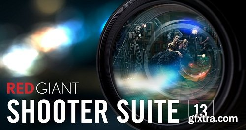 Red Giant Complete Suite 2018 for Adobe CC 2019 (Updated 30.10.2018) WIN