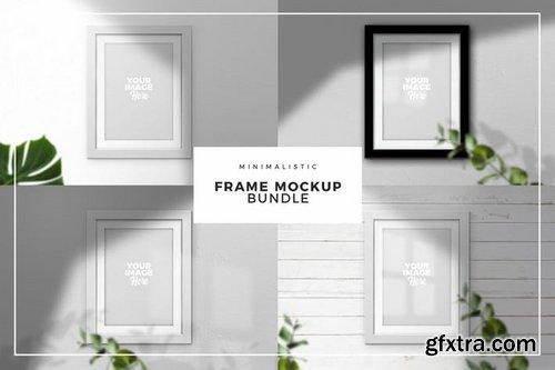 Frame Mockup Bundle