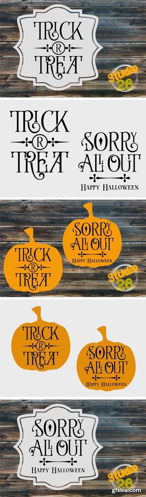 Designbundles - Trick or Treat - All Out - Halloween 141750