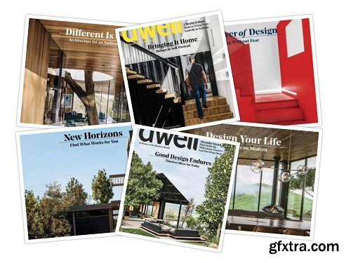 Dwell - 2018 Full Year Issues Collection