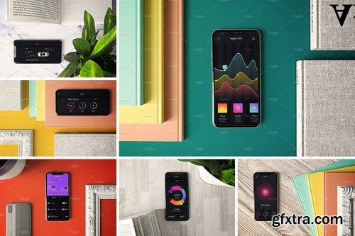 CM - iPhone XS in studio 3074450