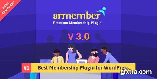 CodeCanyon - ARMember v3.0 - WordPress Membership Plugin - 17785056 - NULLED