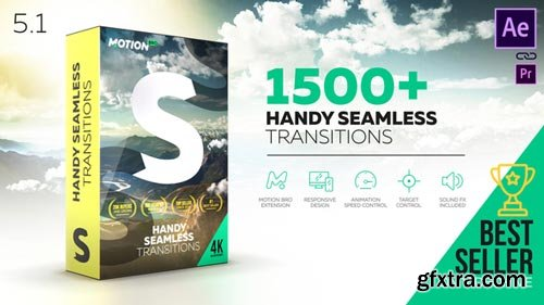 Videohive - Transitions V5.1 - 18967340