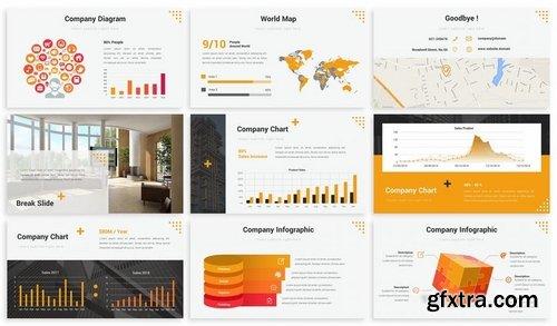 Pluss - Powerpoint Presentation Template