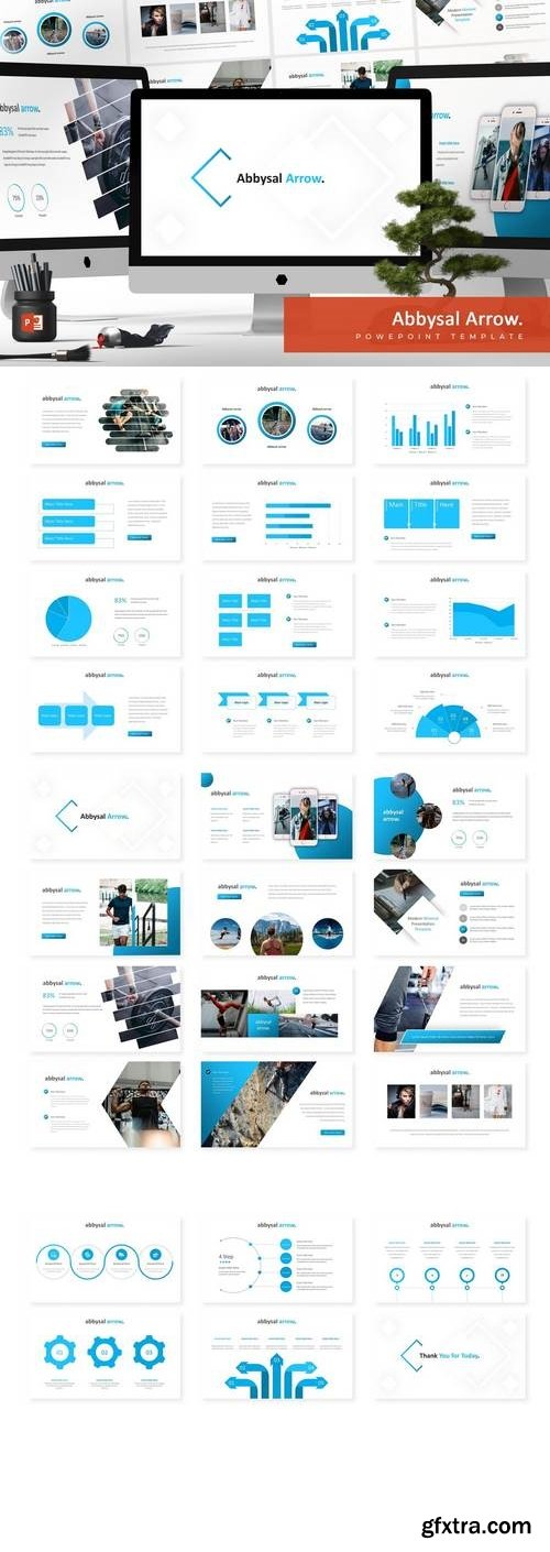 Abbysal - Powerpoint, Keynote, Google Sliders Templates