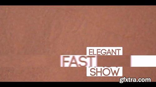 Pond5 - Elegant Fast Slide Show 097096982
