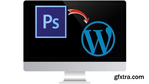 PSD to WordPress: Create Responsive Website Using Bootstrap4