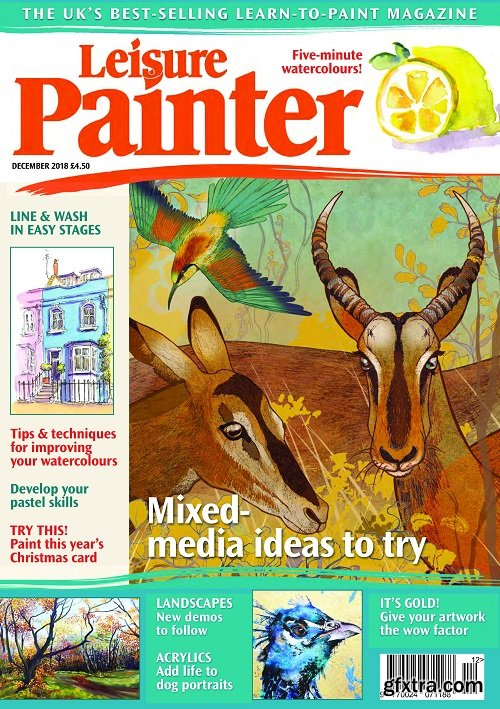 Leisure Painter – December 2018
