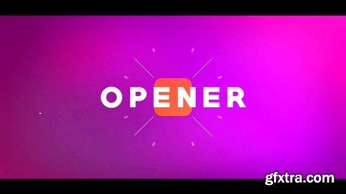 Videohive Opener Intro 21410660