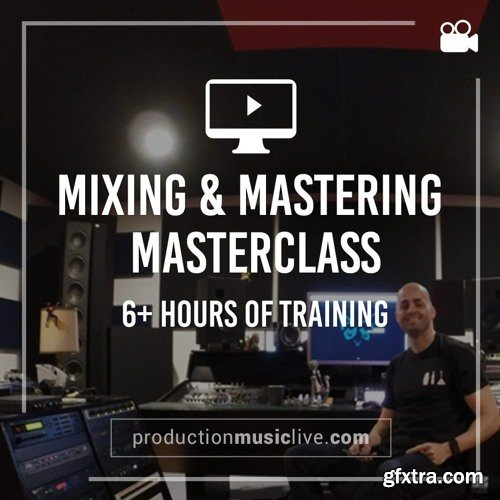 Production Music Live Mixing and Mastering A Melodic Techno Track From Start To Finish TUTORiAL-SYNTHiC4TE