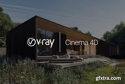 Vray Adv 3.70.01 for Cinema 4D macOS