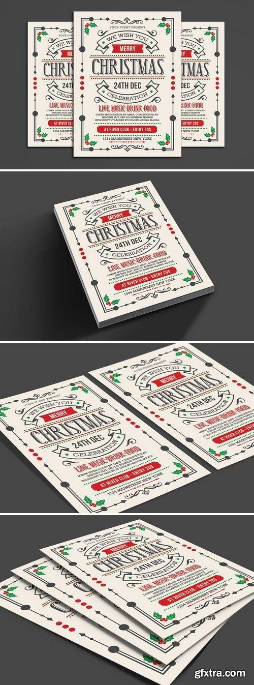CM - Christmas Flyer 3108630
