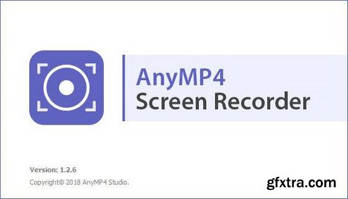 AnyMP4 Screen Recorder 1.2.8 Multilingual + Portable
