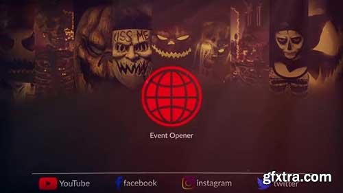 Event Opener - After Effects 127995