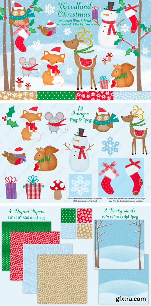 Designbundles - Christmas Graphics and Illustrations 85989