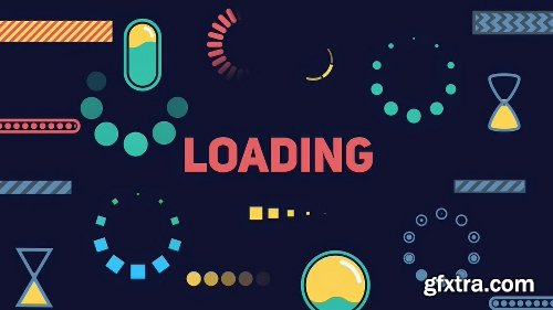 Videohive Shape Elements Pack 11317478