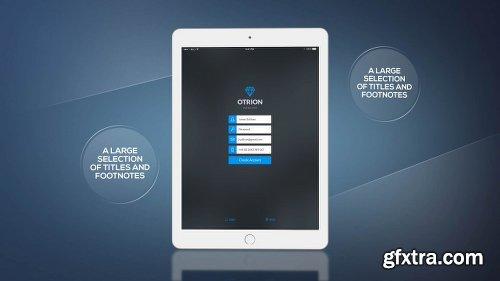 Videohive Tablet Presentation Pack 15242770