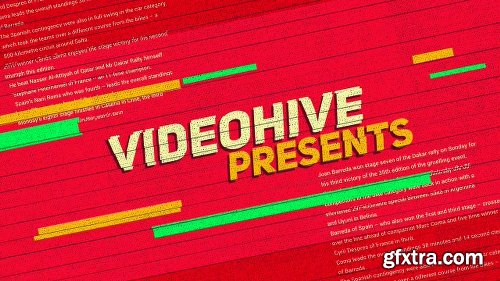 Videohive Broadcast Promo Titles 9965800
