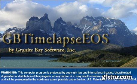 GBTimelapse Pro EOS 4.1.9.0